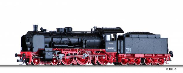 Tillig 02025 Dampflok BR 38 DR