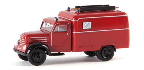 Brekina 30711 Robur Garant Feuerwehr