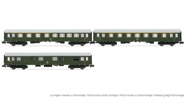Arnold HN4204 Modernisierungswagen Set