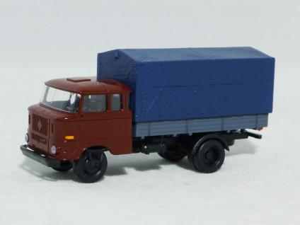 Hädl 121046 IFA W50L Speditionskabine
