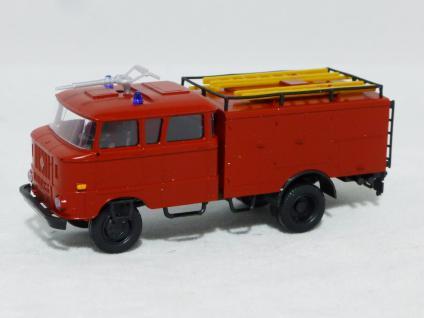 Hädl 127023 IFA W50 Feuerwehr TLF16