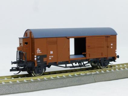 Hädl 113603 Gedeckter Güterwagen der DR