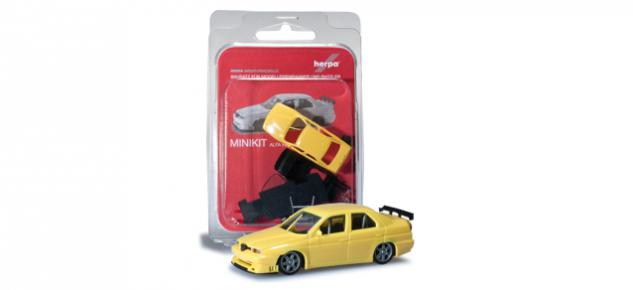 Herpa 012379-002 Alpha Romeo 155 Minikit - Vorschau 1