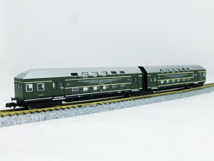 DDR-Piko 5/4137-01 Doppelstockzug der DR