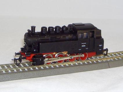 BTTB 2210 Dampflok BR 81 DR