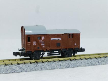 DDR-Piko 5/4133-015 Stückgutwagen der DR