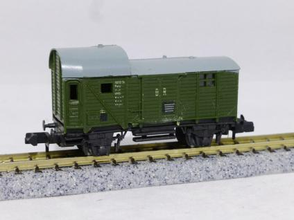 DDR-Piko 5/4133-01 Güterzugbegleitwagen