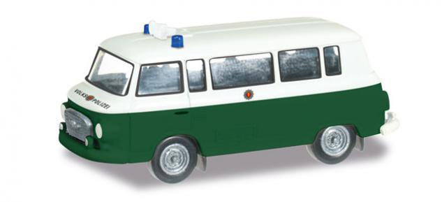 Herpa 066303 Barkas B1000 Volkspolizei