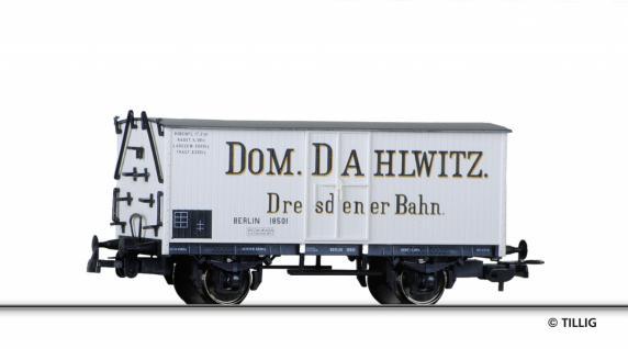 Tillig 76574 Milchkühlwagen Dom. Dahlwitz