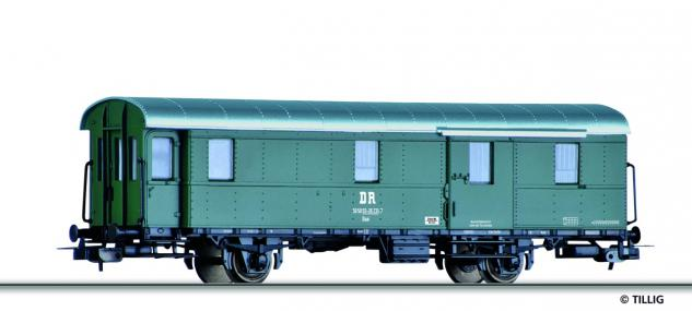 Tillig 74846 Packwagen der DR