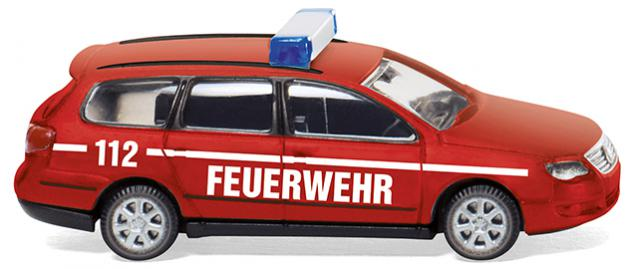 Wiking 093403 Feuerwehr VW Passat B6