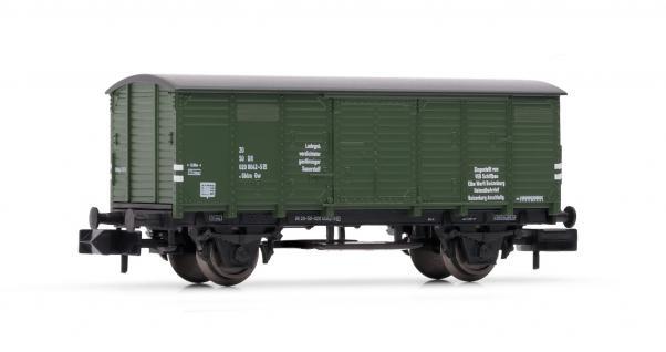 Arnold HN6342 Gedeckter Güterwagen G10