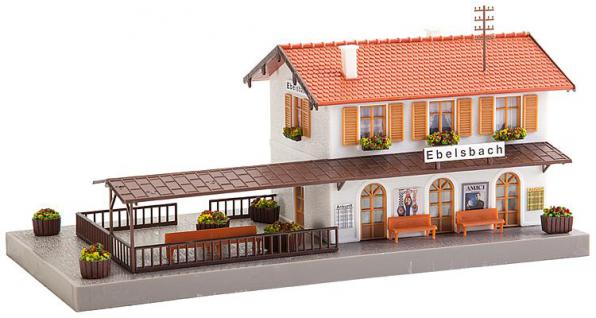 Faller 131291 Bahnhof Ebelsbach
