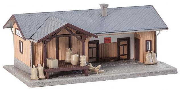 Faller 131211 Güterschuppen - Vorschau 1