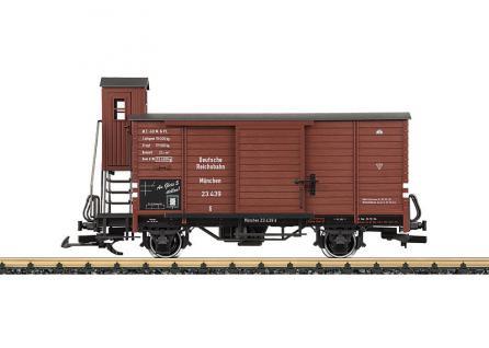 LGB 43234 DRG gedeckter Güterwagen