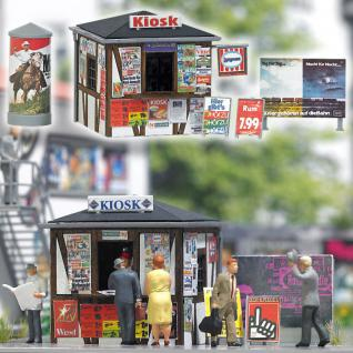 Busch 1494 Kiosk