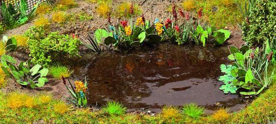 Noch 14052 Wasser- und Uferpflanzen