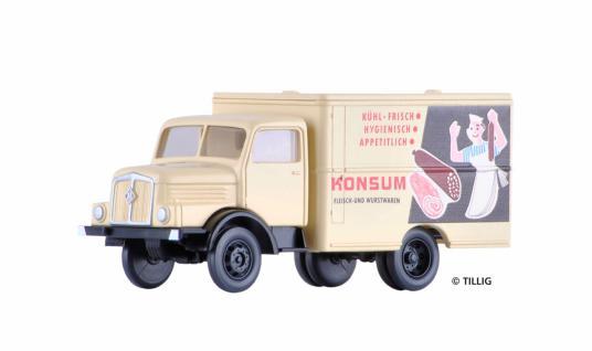 Tillig 19005 LKW H3A Konsum