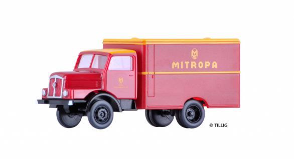 Tillig 19006 LKW H3A Mitropa