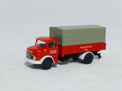 Lemke Minis LC5013 MB L322 Feuerwehr