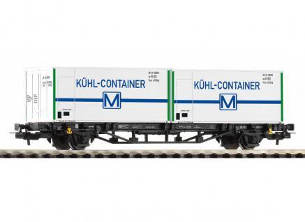 Piko 57796 Containertragwagen der DR