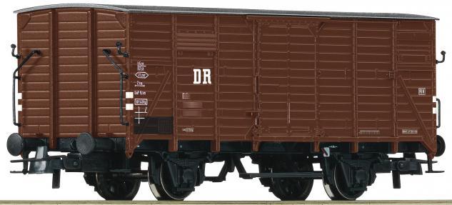 Roco 56234 gedeckter Güterwagen der DR