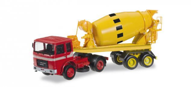Herpa 305020 Roman Diesel Betonmischer