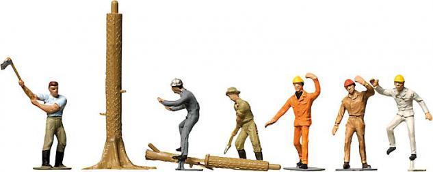 Faller 151041 Waldarbeiter