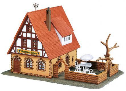 Faller 130314 Gasthaus Zur Krone - Vorschau 1