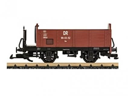LGB 49550-03 Offener Güterwagen der DR