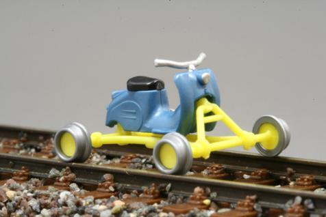 Kres 40400 Schienenmoped