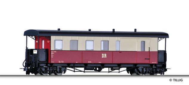 Tillig 03962 H0e Packwagen der DR