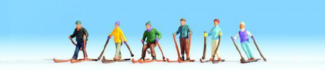 Noch 15828 Skifahrer