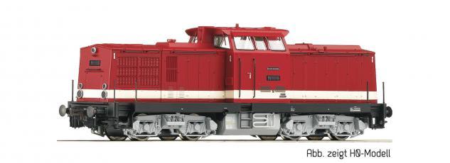 Roco 36300 Diesellokomotive BR 110 DR