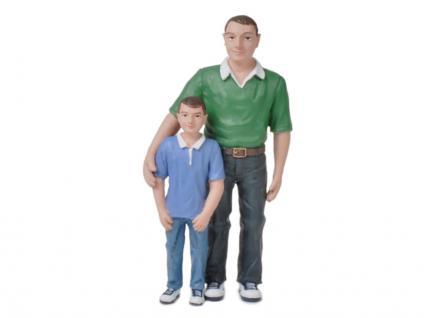 Scenecraft 22-179 Vater und Sohn