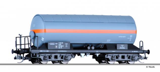 Tillig 15000 Gaskesselwagen DR