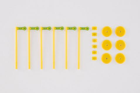 VK Modelle 05012 Haltestellenschilder BUS
