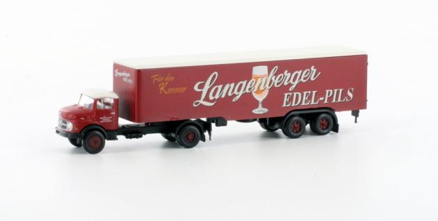 Lemke Minis LC3464 MB L322 Sattelzug