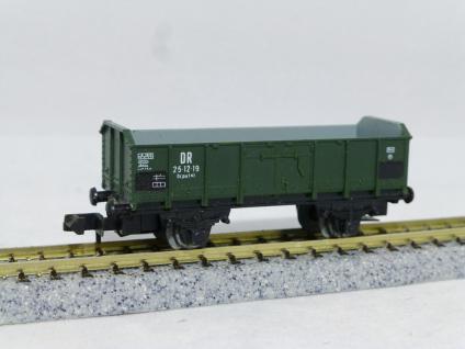 DDR-Piko 5/4125-015 Hochbordwagen der DR