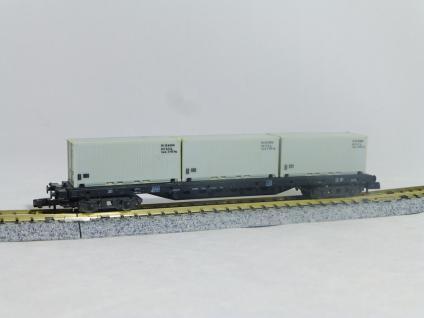 DDR-Piko 5/4144-01 Flachwagen mit Container