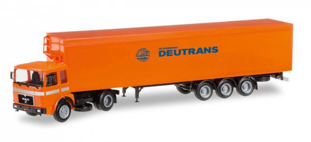Herpa 305730 MAN F 8 Sattelzug Deutrans - Vorschau 1