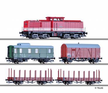 Tillig 01208 Digital-Einsteiger-Set Güterzug
