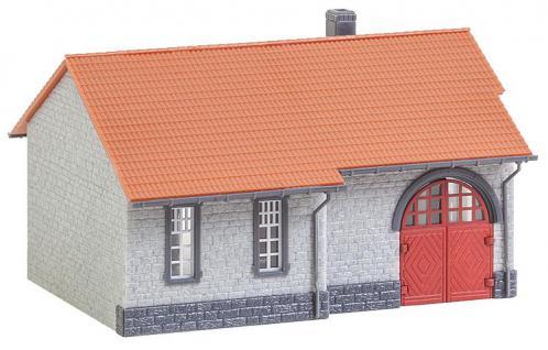 Faller 222209 Feuerwehrgerätehaus - Vorschau 3