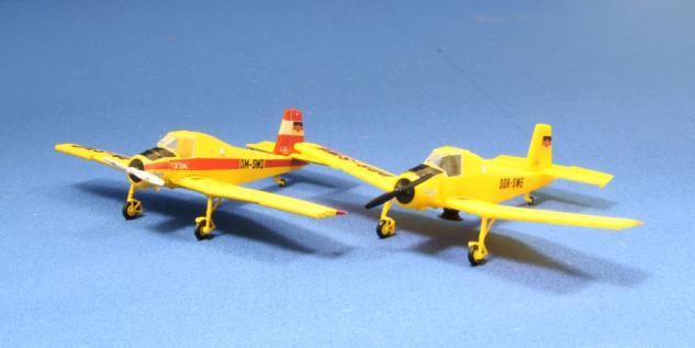 Kres 33701 Agrarflugzeug Z-37A Cmelak