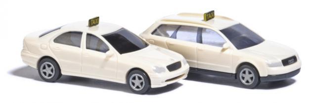 Busch 8341 Taxi-Set