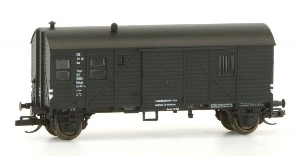 Hädl 113001 Güterzuggepäckwagen DR