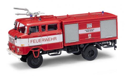 Busch 95231 IFA W50 GMK Feuerwehr Ellrich