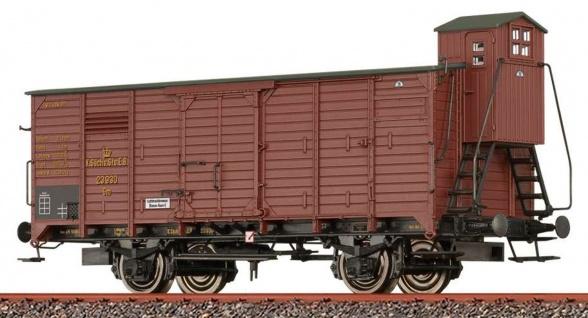 Brawa 49787 Güterwagen K.Sächs.Sts.E.B.