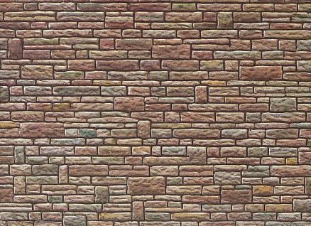 Faller 170604 Mauerplatte, Sandstein