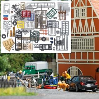 Busch 1634 Gerümpel Set